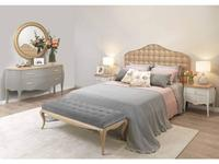 AM Classic кровать двуспальная 180х200 (беж) Juliette