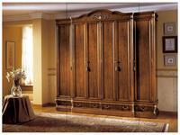 5204477 шкаф 4-х дверный DeMiguel: Toscana