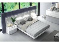 5230981 кровать двуспальная Fenicia Mobiliario: Vanessa