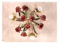 Passeri люстра подвесная  (05 dec) Rose