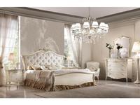 5228928 кровать двуспальная Antonelli Moravio: Vittoria