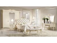 5228933 кровать двуспальная Antonelli Moravio: Vittoria