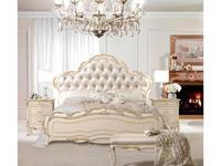 5231962 кровать двуспальная Antonelli Moravio: Signoria
