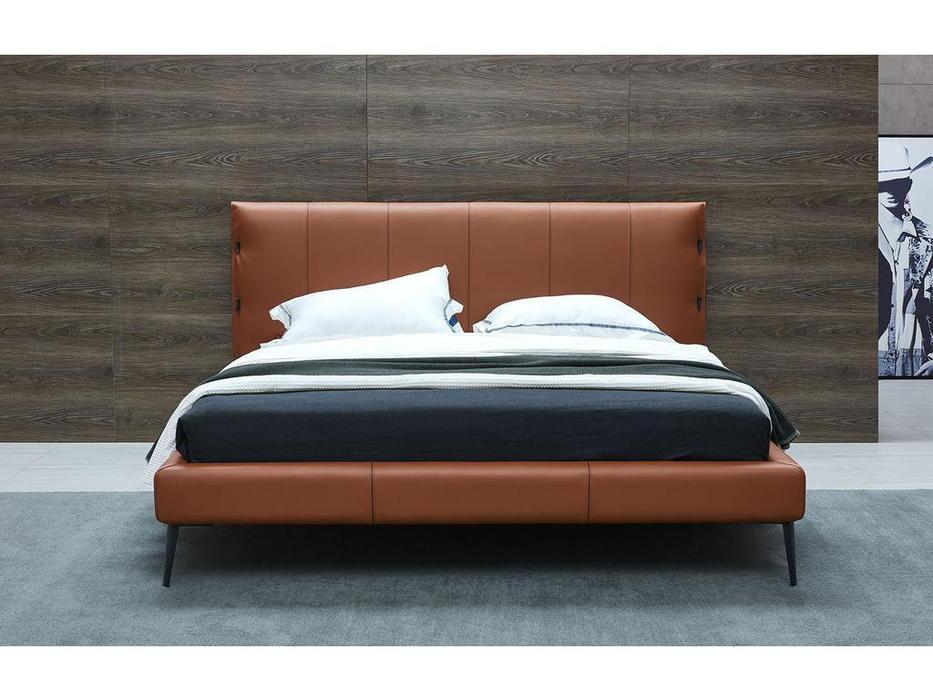 ESF кровать двуспальная 160х200 (коричневый) 1727