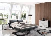 ESF кровать 160х200 (черный) 1150