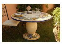 L Antica Deruta стол обеденный Виноград Campagna Umbra