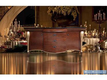 Мебель для гостиной фабрики DeMiguel на заказ