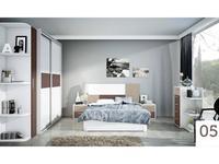 5205265 спальня современный стиль Rudeca: Moon-Т