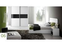 5205266 спальня современный стиль Rudeca: Moon-Т