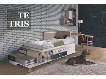 Мебель для подростков фабрики Lola Glamour