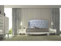 5206273 кровать двуспальная СJ: Adsgio fresh