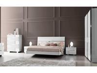 Status кровать двуспальная 160x203 (белый) Caprice