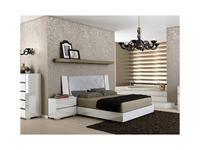 Status кровать двуспальная 154х203 (белый) Dream
