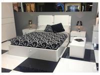 Status кровать двуспальная 160х200 (белый) Caprice
