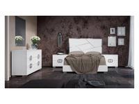 Status спальня современный стиль  (белый) Dafne