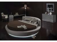5207830 кровать круглая Piermaria: Estro