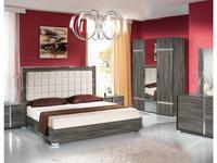 5208014 шкаф 3-х дверный H2O design: San Marino