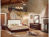 H2O design спальня современный стиль комната (ebony) Romano