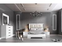 5208164 спальня современный стиль Franco Furniture: Carmen