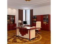 PEGASO стол письменный  (орех, беж) Romano