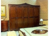 5208529 шкаф 5-ти дверный Perfect furniture: Mahogany
