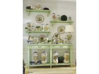 LAntica набор посуды  (рисунок) Botanic Garden
