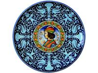 L Antica Deruta тарелка декоративная  (керамика) Museo
