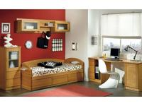 5211867 детская комната современный стиль MueblesPalacio: Cuko
