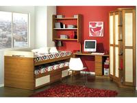 5211871 детская комната современный стиль MueblesPalacio: Cuko