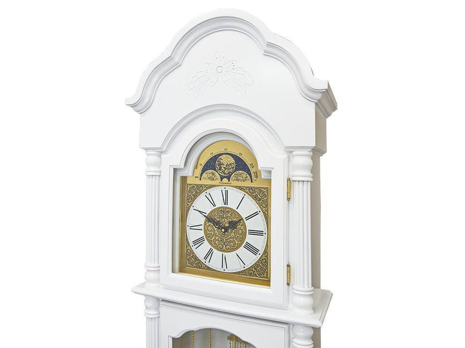 Columbus часы напольные  (белый)