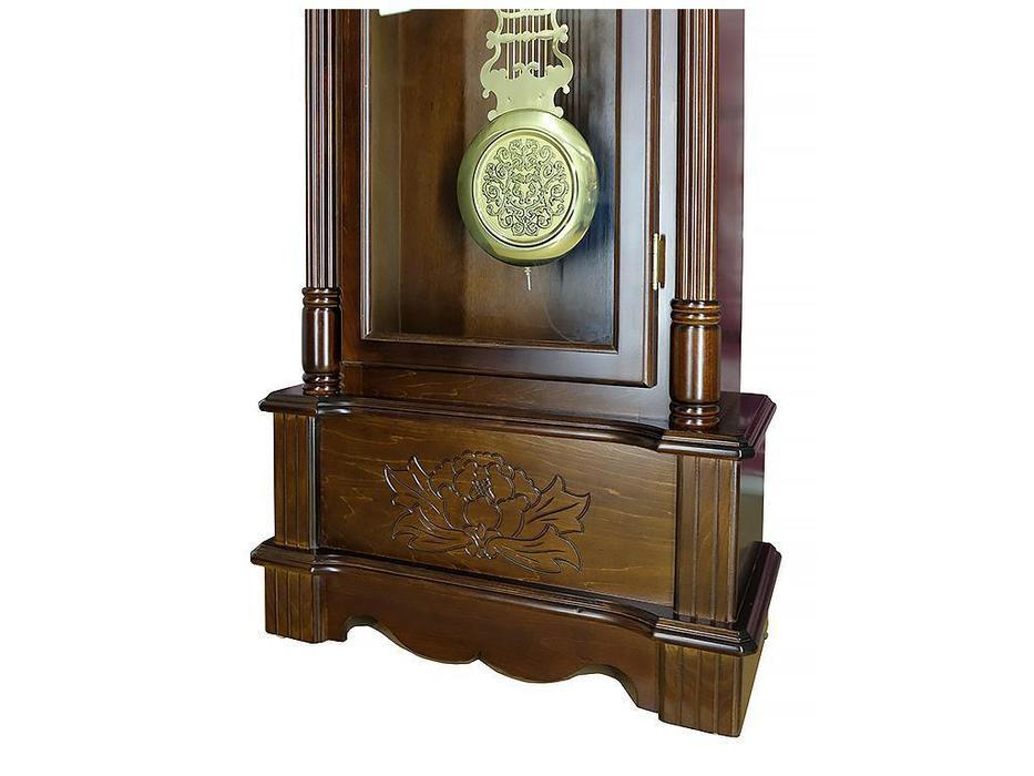 Columbus часы напольные  (венге) Темный принц