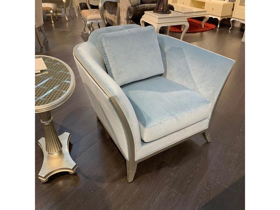 Fratelli Barri кресло  (серебро) Modena