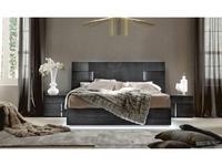 ALF кровать  (серый) Montecarlo