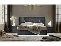 ALF кровать двуспальная 180х200 (grey) Montecarlo