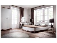 5220900 кровать двуспальная Taranko: Milano