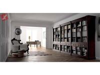La Ebanisteria библиотека ESCORIAL (Ebano interiors) Hamster