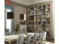 La Ebanisteria библиотека ESCORIAL (Adara interiors Nomada) Hamster