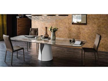 Столы и стулья фабрики Cattelan Italia