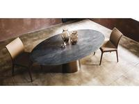5232674 стол обеденный Cattelan: Yoda Keramik