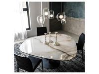 Cattelan стол обеденный  Skyline Keramik Round