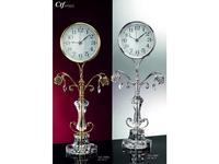 Ctf часы настольные  (серебро) Regalo