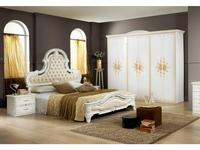 5211114 кровать двуспальная FPM: Rosabianca