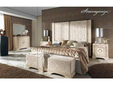 Мебель для спальни фабрики Llass на заказ
