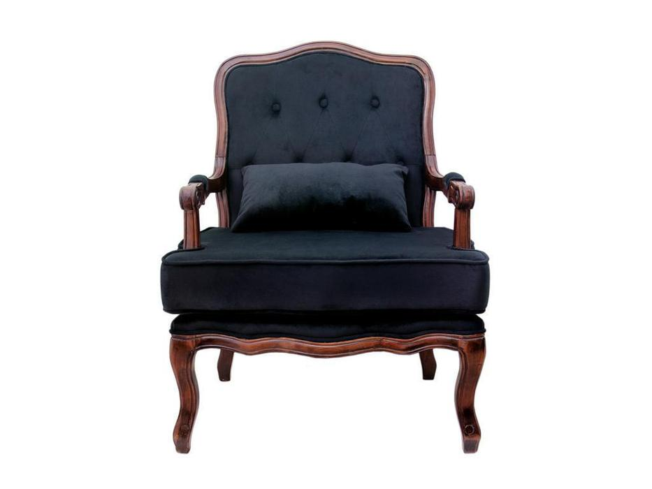 Interior кресло  (черный) Nitro button black