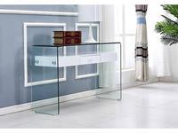 ESF консоль  (стекло, белый) Modern