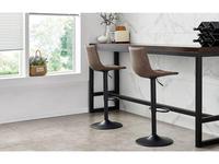 ESF стул барный  (коричневый) Modern