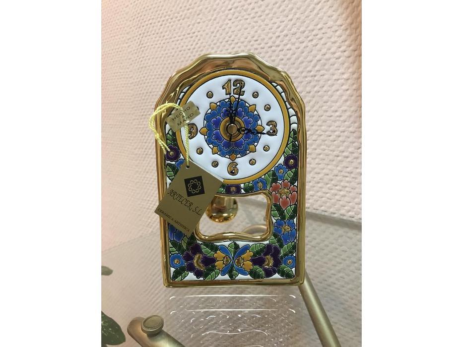 Artecer часы настольные  с маятником 11х18см Ceramico
