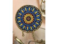 Artecer тарелка декоративная 21см (золото, разноцветный) Ceramico