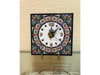 Artecer часы настенные 15х15см (синий, разноцветный) Ceramico