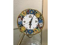 Artecer тарелка-часы диаметр 17 см Ceramico